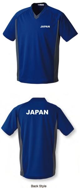 JAPANTシャツ