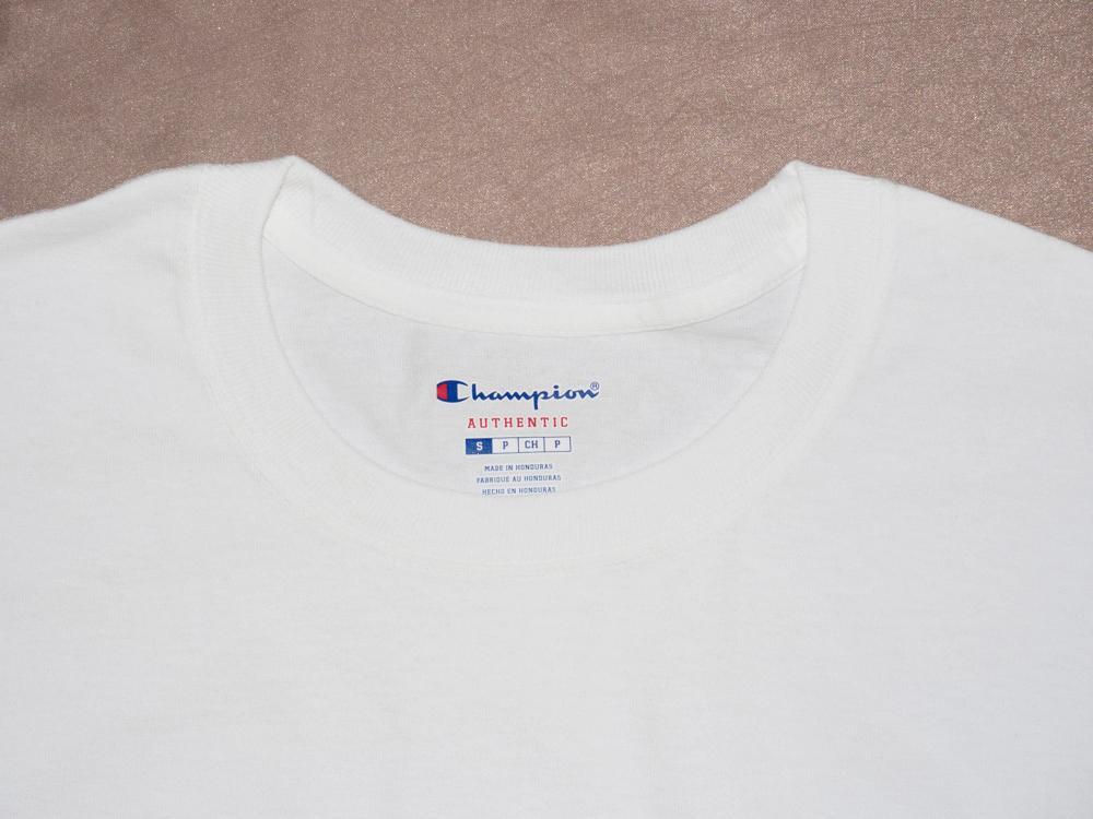ChampionTシャツ